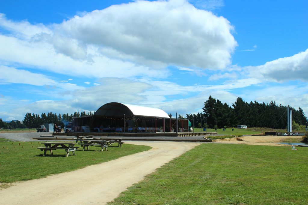 Our business function barn