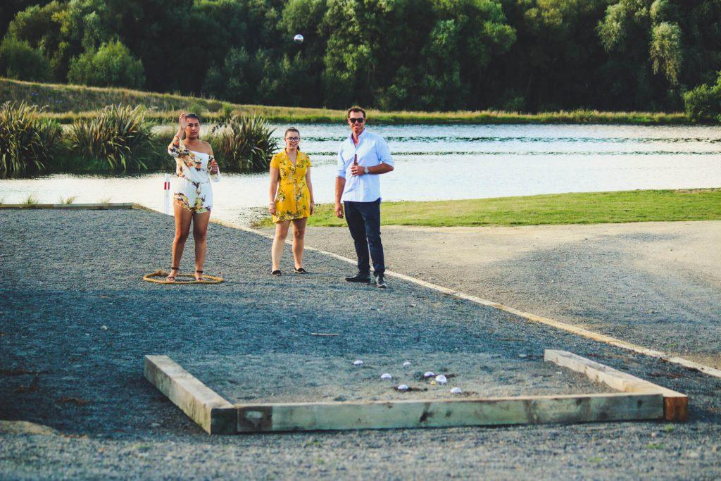 business function at backpaddock lakes