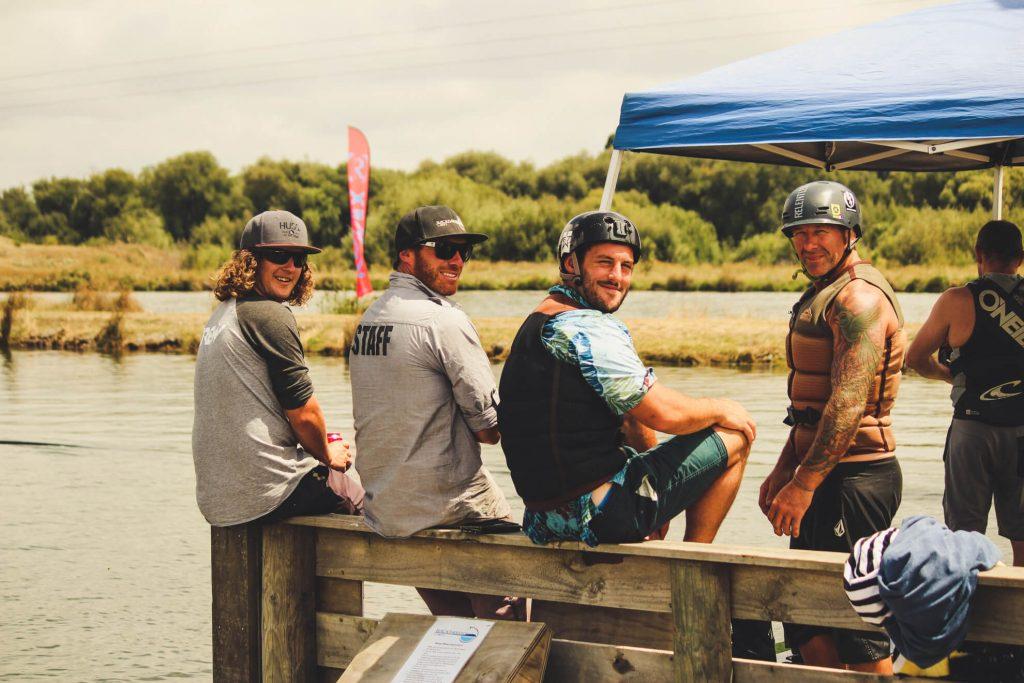 cable wakeboarding at backpaddock lakes